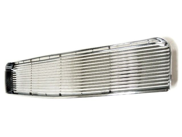 FORD MUSTANG 05-07 V6 UPPER CHROMED BILLET STYLE GRILLE