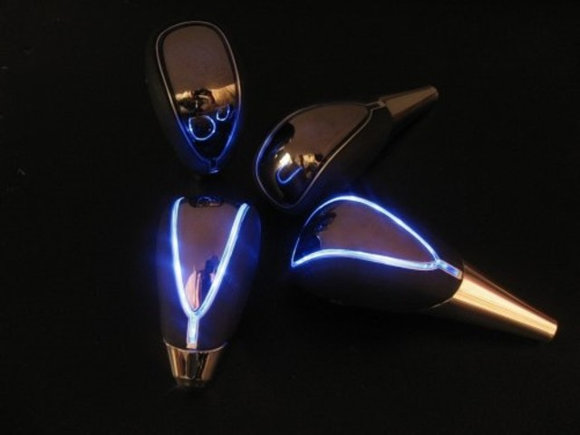 Подсветка рукоятки кпп
