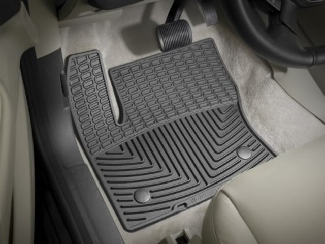 Ford Kuga 2013 2016 Ковры салона, черные All-Weather Weathertech