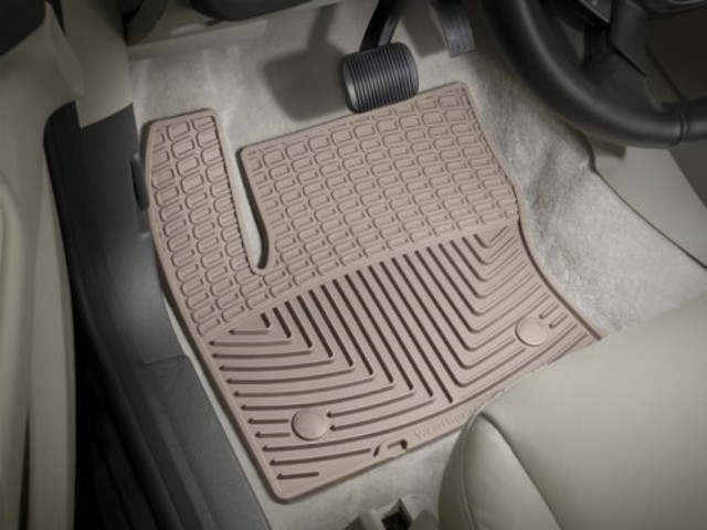 Ford Kuga 2013 2016 Ковры салона, бежевые All-Weather Weathertech